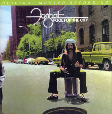 Fool For The City (1975) [MFSL, 2008] - Foghat