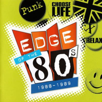 Edge Of The 80's (1988-1989) - Various Artists