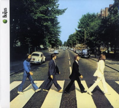 Abbey Road (Japan) - The Beatles
