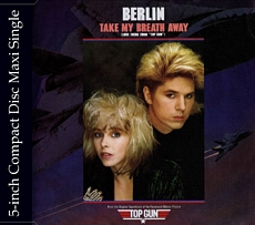 Berlin - Take My Breath Away CDS