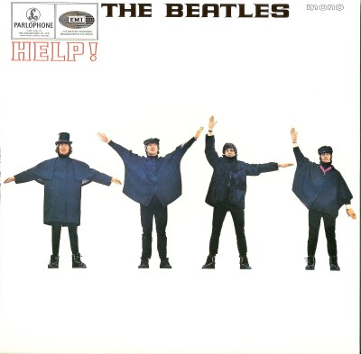 Help! 1965 (UK Mono Version) (Japanese Pressing) - The Beatles