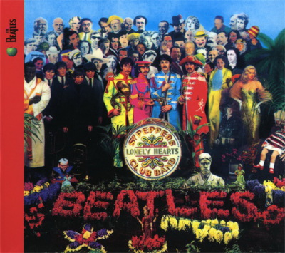 Sgt. Pepper's Lonely Hearts Club Band (1967) (UK Mono Version) Japanese Pressing - The Beatles