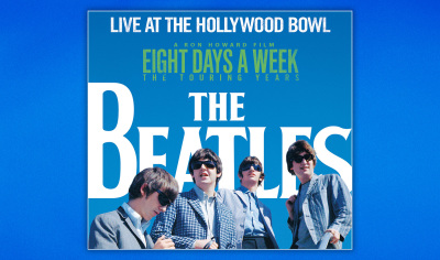 Live At The Hollywood Bowl (2016) - The Beatles