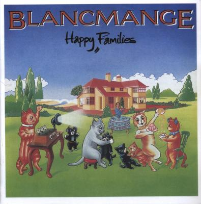 Happy Families (1982) (2008 Remaster) - Blancmange