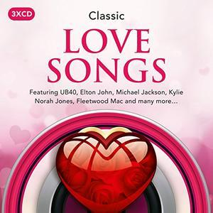 Classic Love Songs (3CD, 2017) - Various Artists