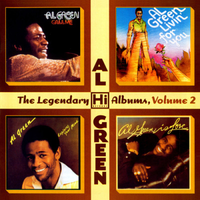 The Legendary Hi Records Albums, Vol 2 (2006) - Al Green