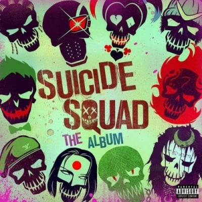 Suicide Squad The Album (Movie Soundtrack) (2016) - Various Artists
