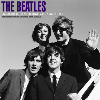 Live At The Hollywood Bowl, 23rd August 1964 - The Beatles