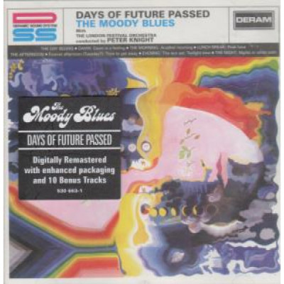 Days Of Future Passed (1967) {2008, Reissue, Remastered} - The Moody Blues