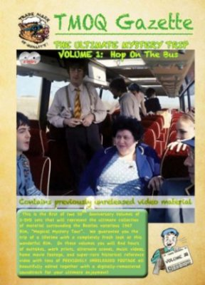"Magical Mystery Tour ""Hop On The Bus"" TMOQ Gazette 2 DVD Set - The Beatles"