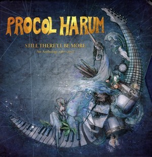 Still There'll Be More. An Anthology 1967-2017 (2018) - Procol Harum