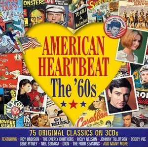 "American Heartbeat ""The '60s"" - Various Artists"
