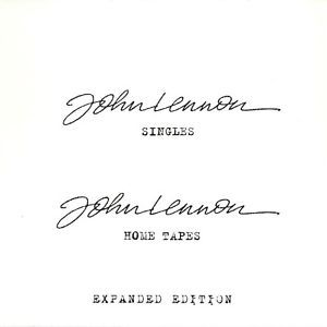 Singles & Home Tapes [Expanded 2-CD] Voodoo Records - John Lennon