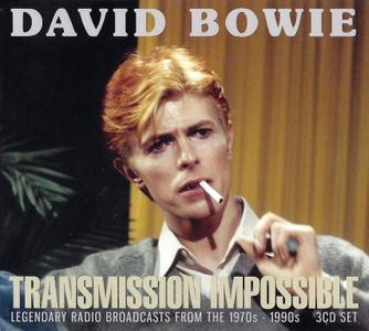 Transmission Impossible:Radio Broadcasts From The 1970s - 1990s (2018) - David Bowie