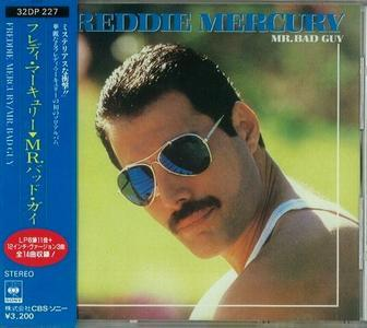 Mr. Bad Guy (1985) {Japan 1st Press} - Freddie Mercury