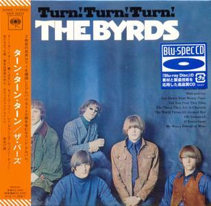 Turn! Turn! Turn! (1965) Japanese Pressing - The Byrds