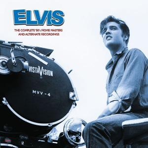 The Complete '50's Movie Masters and Alternate Recordings (2019) - Elvis Presley