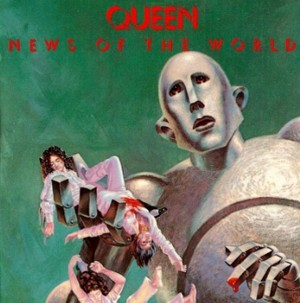News Of The World (1977) (Japan 1986)- Queen