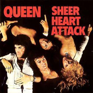 Sheer Heart Attack (1974)- Queen